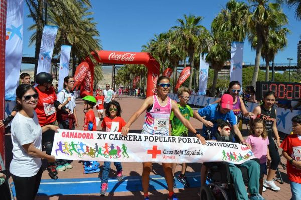 Carrera Cruz Roja, Almería