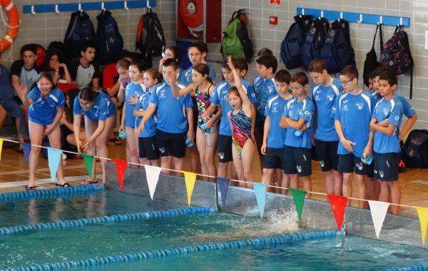 Varias medallas para el Club H2O en Motril