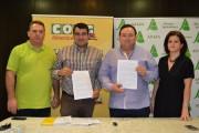 ASAJA y COAG presentan un manifiesto para garantizar al agricultor una rentabilidad mínima