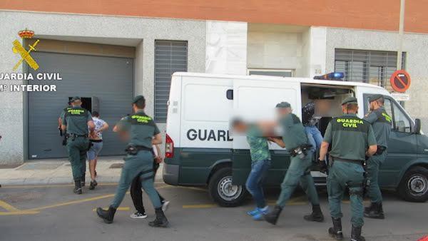 Detención ladrones1
