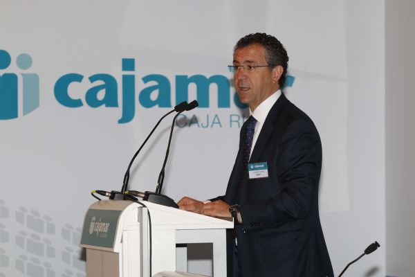 Eduardo Baamonde, presidente de Cajamar Caja Rural