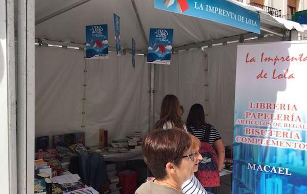 Macael acoge la I Feria Comarcal 'Todos por la lectura'