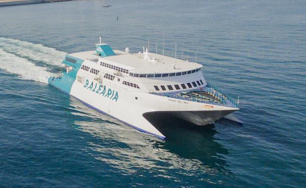 Ferry Pinar del Rïo