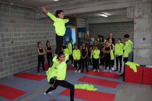 Gimnasia acrobática, El Ejido