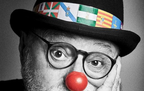 El Moncho Borrajo más ácido levanta el telón del Teatro Cervantes