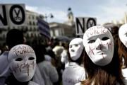 Marea Blanca Almería estudia futuras movilizaciones contra las listas de espera
