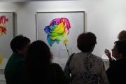 El Museo Ibáñez de Olula del Río inaugura el 'Jardín privado' de la artista Odu Carmona