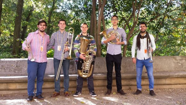 Organum-Brass-Quintet