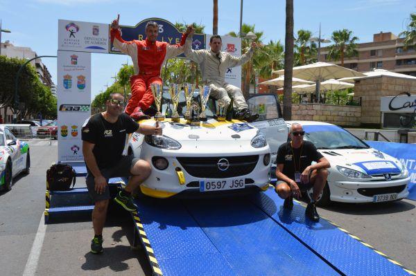Rallye Costa de Almería 17