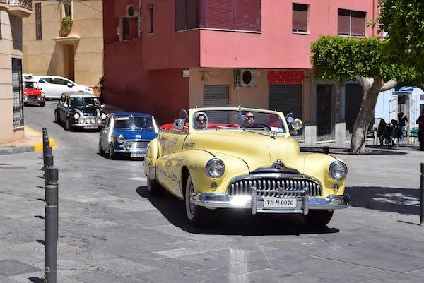 Vehículos clásicos 1