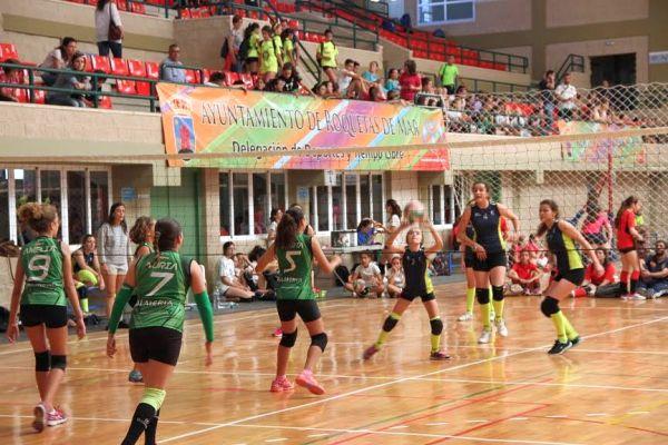 Voleibol, Roquetas de Mar