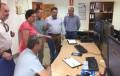 El Bajo Almanzora teme no poder regar 24000 hectáreas de cultivo en Agosto