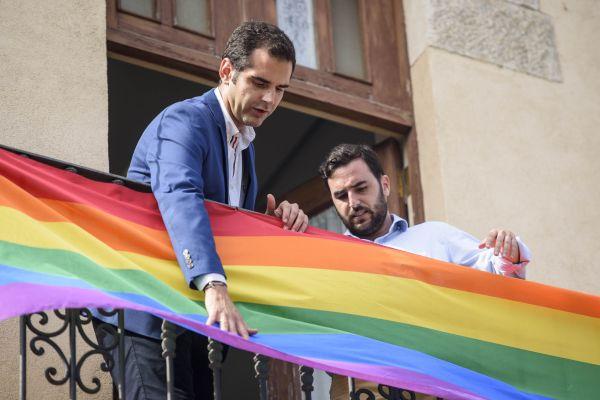 Alcalde de Almería y concejal de ss