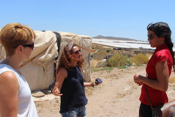 Asentamiento La Paula Níjar