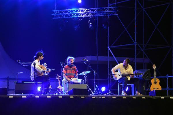 Baramu Trío, primer concierto de Alamar 2017