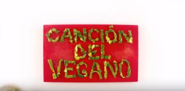 Canción del vegano.