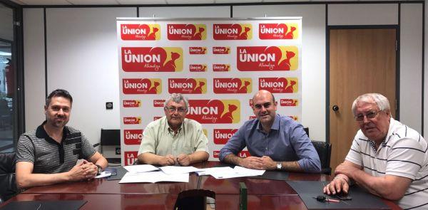 Convenio La Unión y Cáritas (1)