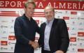 """""""El objetivo es volver a disfrutar del fútbol en Almería"""""""