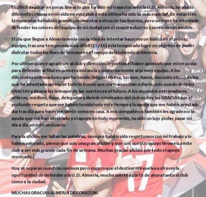 Carta Antonio Puertas