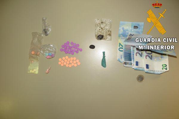 Droga. Guardia Civil