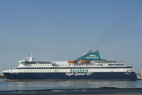 Ferry Nissos Chios Balearia