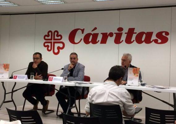 Informe Cáritas-FOESSA