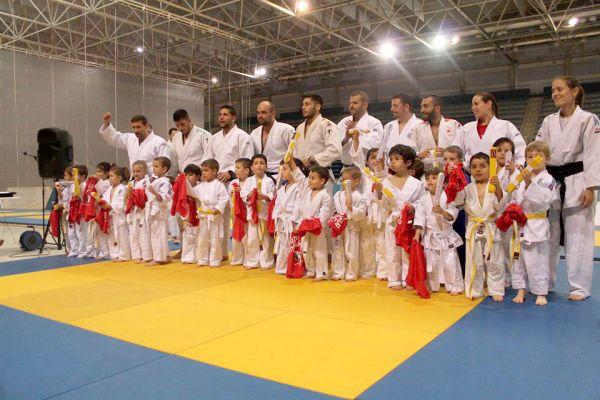 Judo, Almería