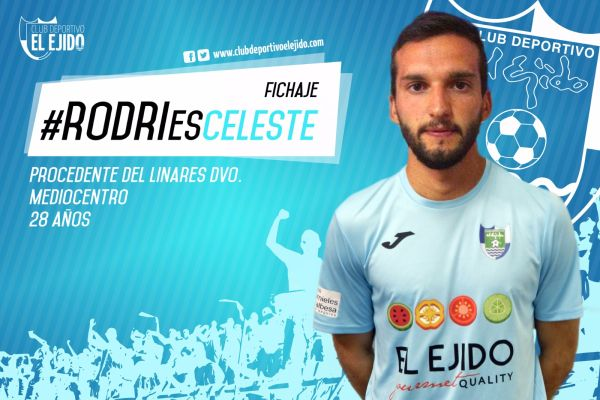 Rodri, CD El Ejido