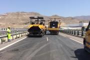 Las obras de la variante cortarán dos semanas el acceso a Roquetas por la carretera del Cementerio