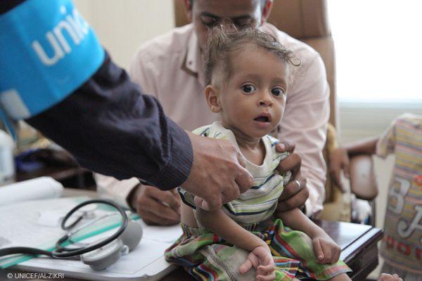 Yemen, UNICEF
