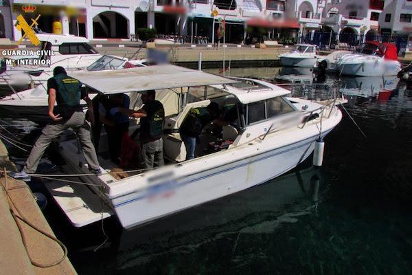 barco almerimar
