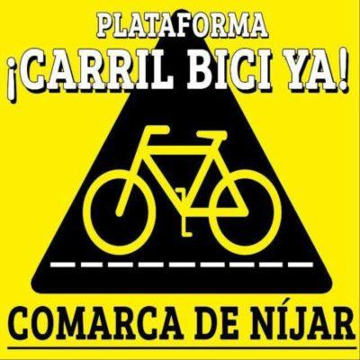 carril bici níjar