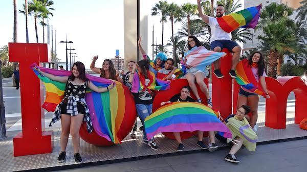 orgullo Almería