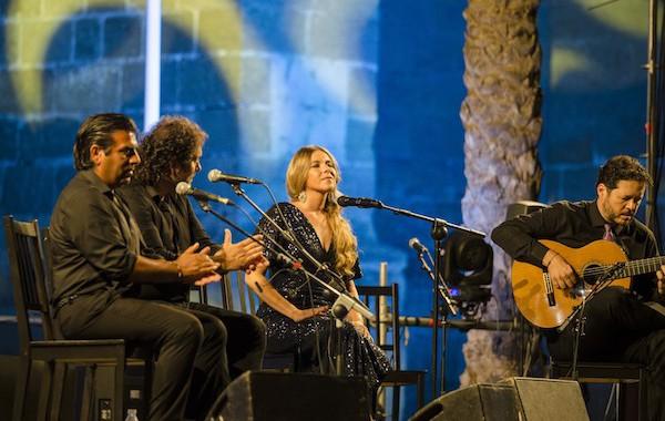 El cante de Rocío Márquez conquista el Festival de Flamenco de Almería