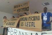 'Abriendo Fronteras' denuncia la violación de derechos humanos en el