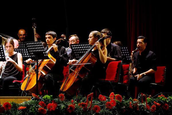 Banda sinfónica Huércal