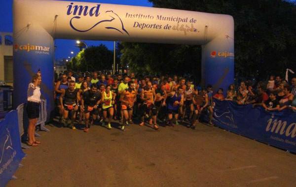 La sexta carrera popular nocturna 'Ciudad de Balerma' será este sábado