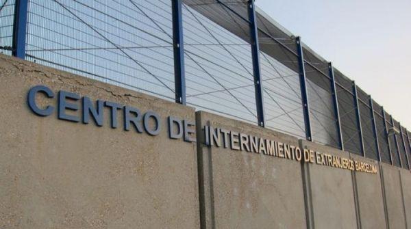 Centro de internamiento de inmigrantes