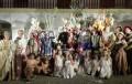 'Teatro al fresco' y el público toman las calles y plazas de Tabernas