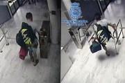 Detenido por cometer 24 robos en las taquillas de dos gimnasios de Almería