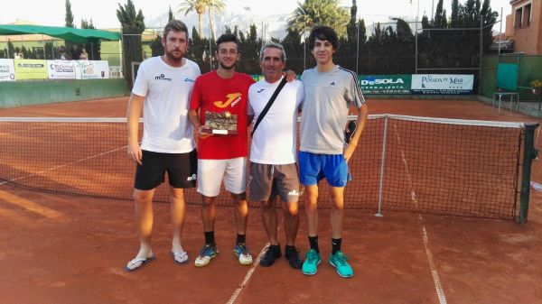 Javier Barranco, tenis