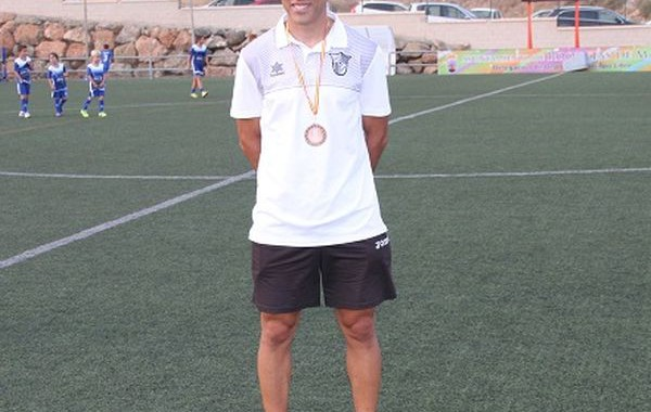 José Ortiz, nuevo entrenador del CD Roquetas cadete