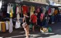 El mercadillo de los sábados se traslada cuatro meses a la avenida Adolfo Suárez