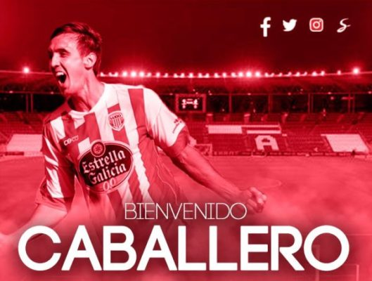 Pablo Caballero, UD Almería