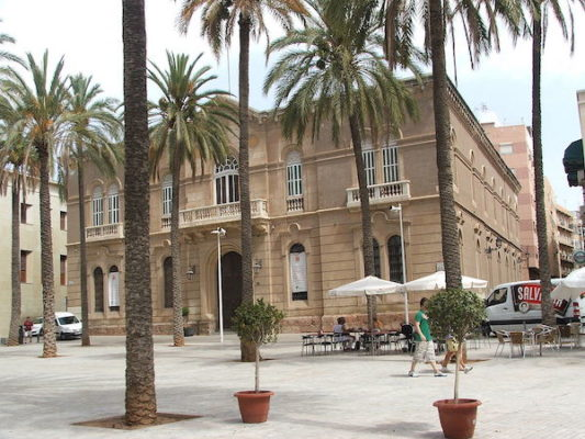 Palacio Episcopal Almería