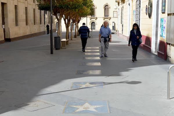 Paseo de las Estrellas o de la Fama