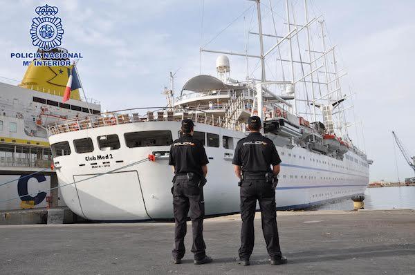 Policía Puerto