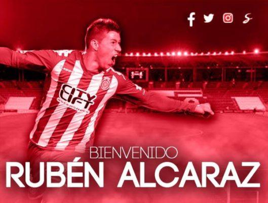 Rubén Alcaraz, UD Almería