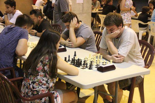 Torneo Ajedrez Roquetas de Mar