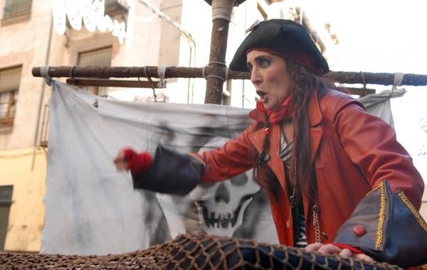 El teatro de calle de seis compañías llegará a 30 municipios de Almería este verano